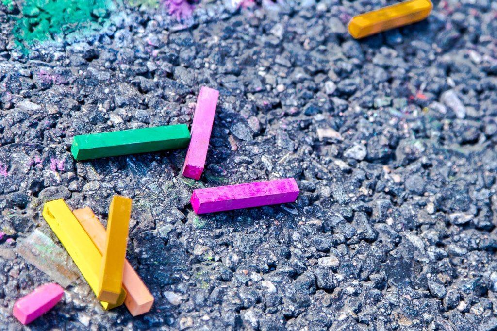 Linjemålningsfärg - Färg för asfalt