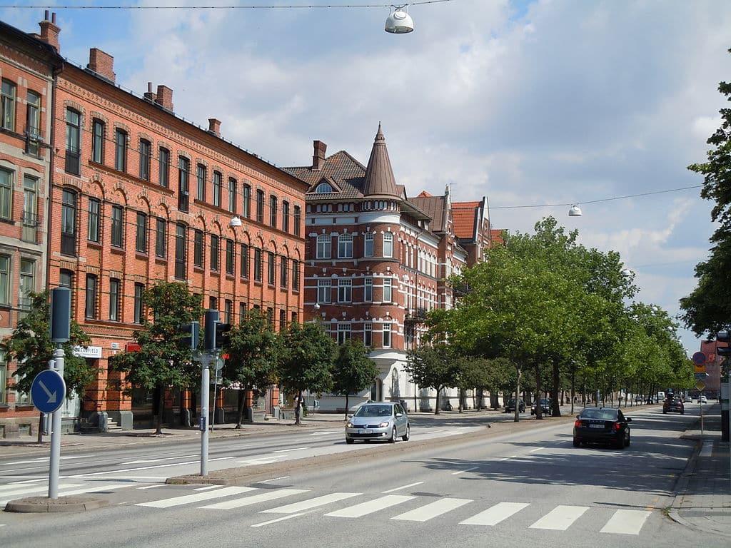 Linjemålning Malmö