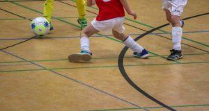 Linjemålning i sport och idrottsanläggningar